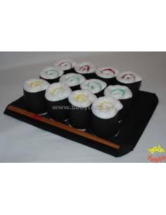 Sushi de pañales
