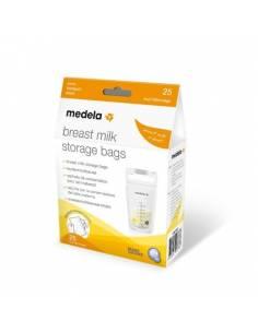 Bolsas de almacenamiento de leche materna