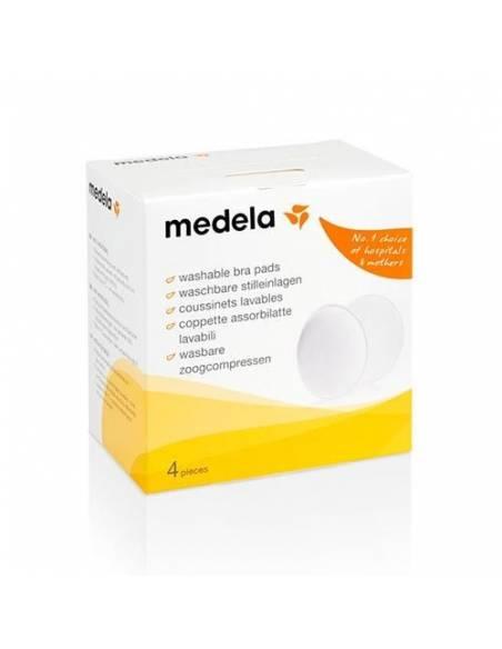 Discos absorbentes lavables - Medela