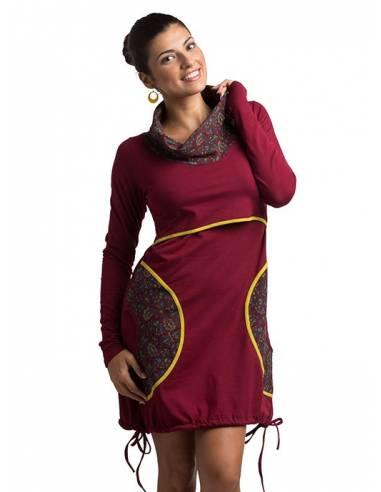 Vestido Irina - embarazo y lactancia