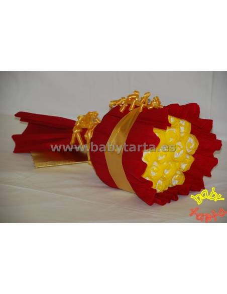 Ramo Flower de pañales