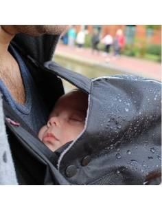 Pack Cobertor Cocoon abrigo + impermeable