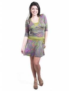 Vestido Fiore
